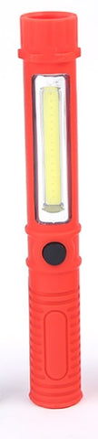 LED Multi-function Mini Portable COB Inspection Torch Flashlight 1000 Lumens