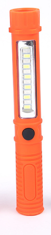 Image of LED Multi-function Mini Portable COB Inspection Torch Flashlight 1000 Lumens