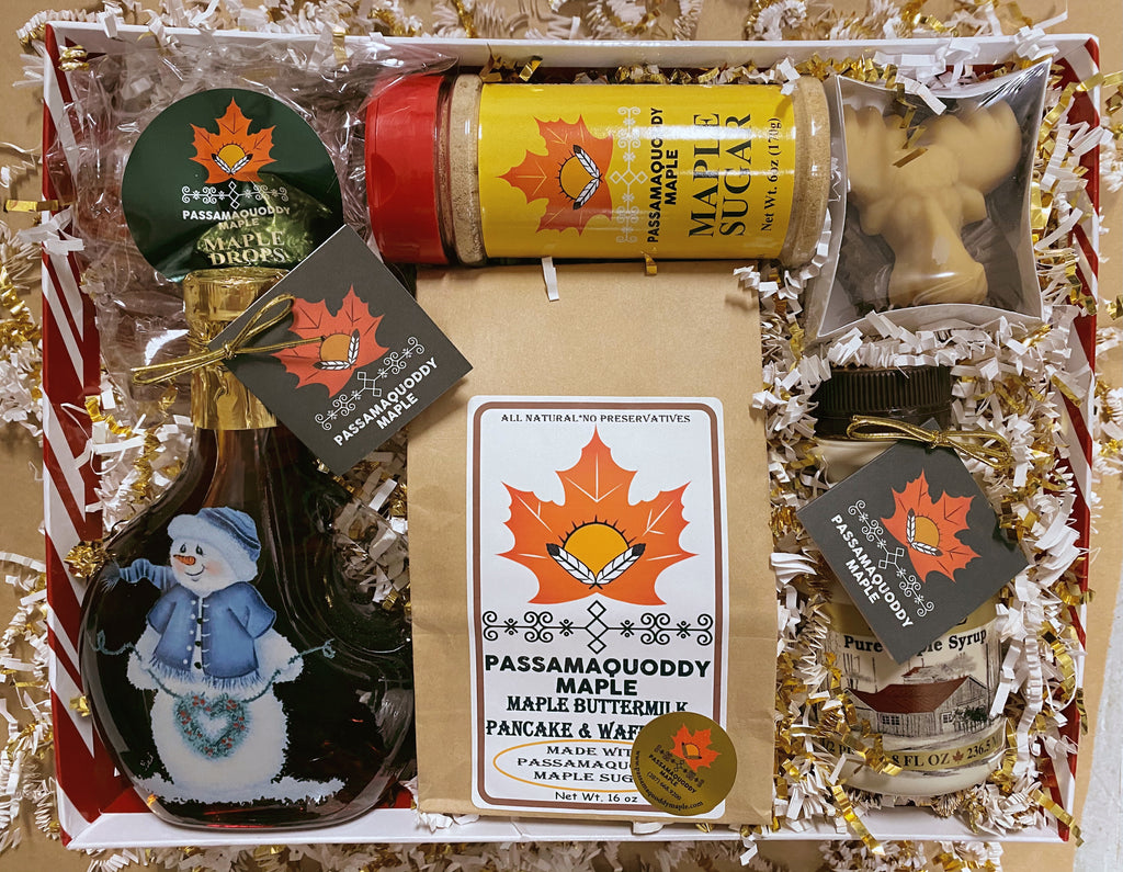 Assorted Maple Gift Box