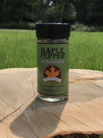 Maple Pepper® w/Rosemary