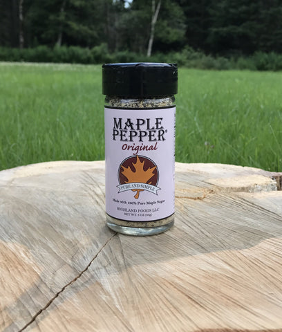 Maple Pepper® Original