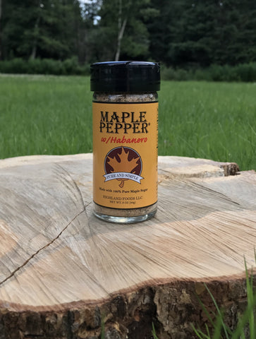 Maple Pepper® w/ Habanero