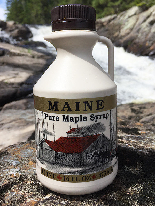 Maine Maple Jug