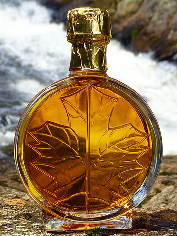 Modern Leaf Bottle