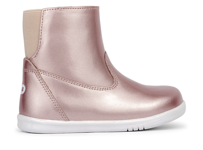 Paddington Waterproof Boot Rose Gold