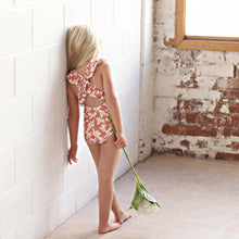 Load image into Gallery viewer, Blossom  Swimsuit - Coral