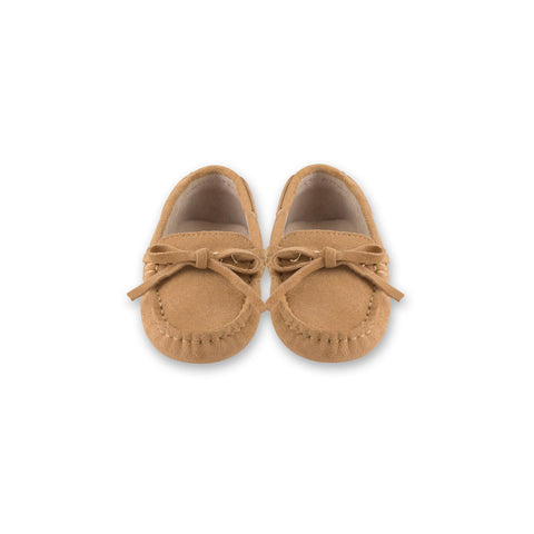Capri Tan Loafers