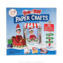 Load image into Gallery viewer, Elves at Play - Paper Craft
