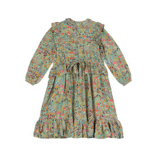 Load image into Gallery viewer, Vintage Smock Dress - Winter Field