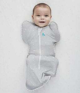 Swaddle Up Lite - Grey