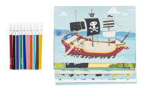 Load image into Gallery viewer, Sticker World - Pirate Island
