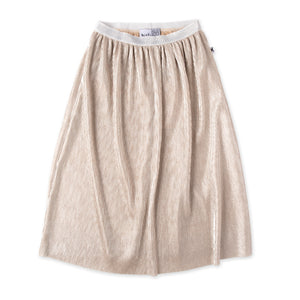 Dazzle Skirt - Gold