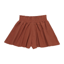 Load image into Gallery viewer, Papillon Shorts - Light Brown