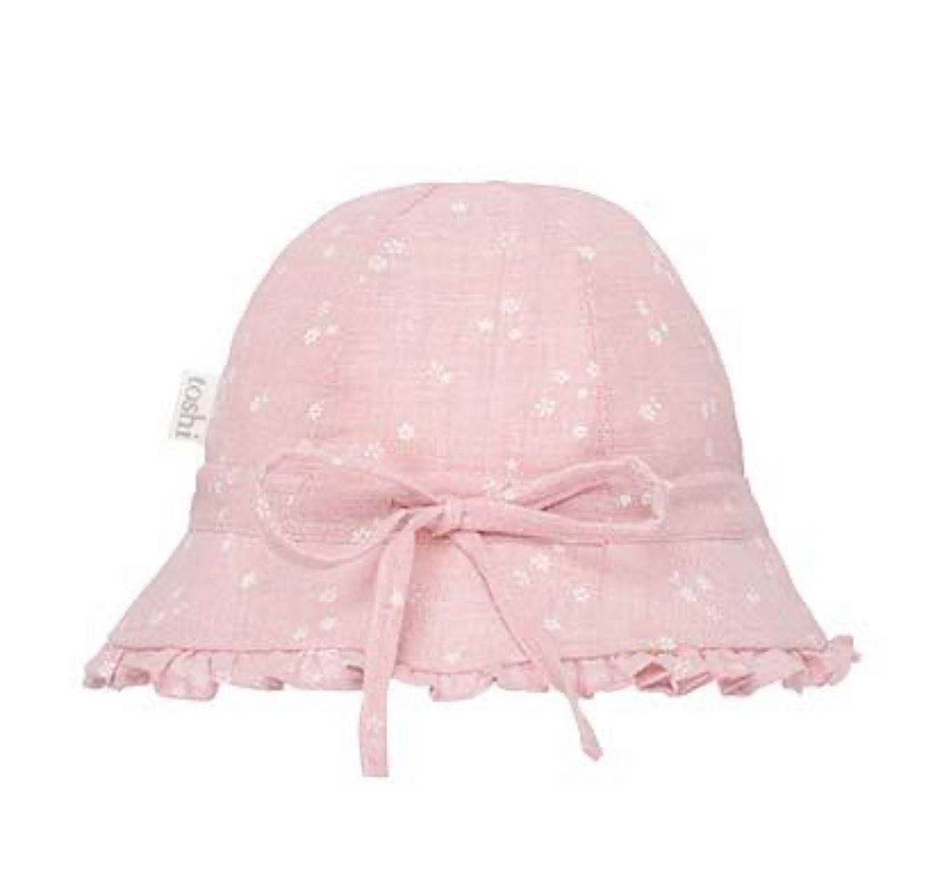 Bell Hat Milly Blush