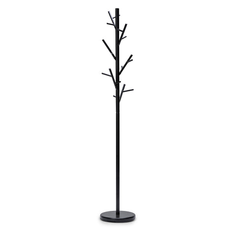 Chloe Black Coat Rack - Sofa Culture
