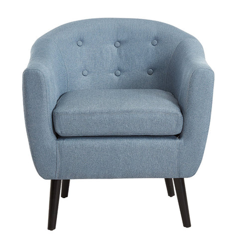 Mlm Accent Chair High Arm Rest - Sofa Culture