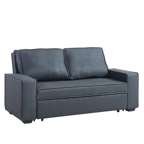 Mlm Charcoal Sofabed - Sofa Culture