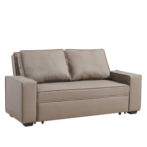 Mlm Brown Sofabed - Sofa Culture