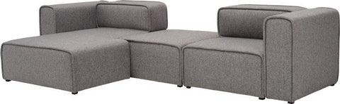 Acura 2 Seater+Left Chaise - Sofa Culture