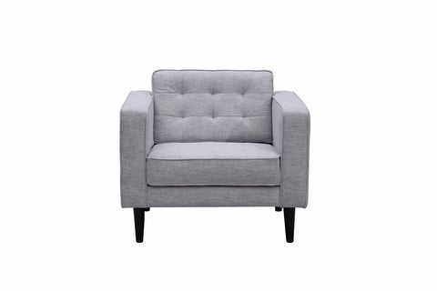 Aiden 1 Seater Sofa/Chair - Sofa Culture