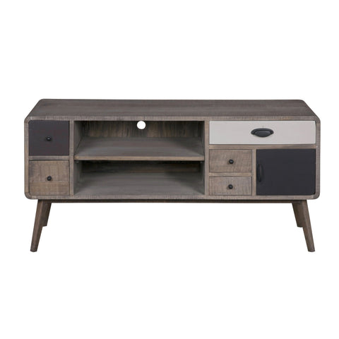 Mango Wood Ludvika TV Cabinet - Sofa Culture