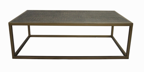 Grazed Rect Coffee Table - Sofa Culture