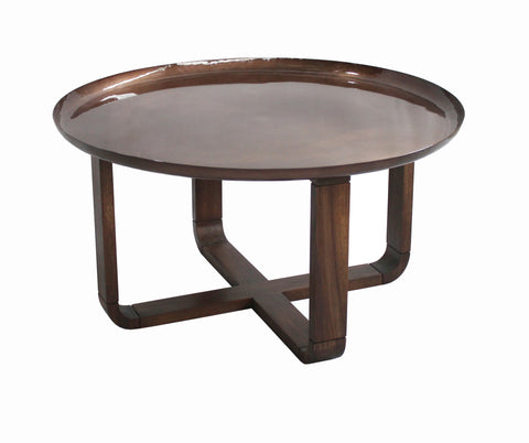 Thai Round Coffee Table - Sofa Culture