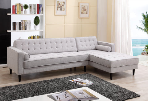 Aiden 3 Seater Sofa + Right Chaise - Sofa Culture