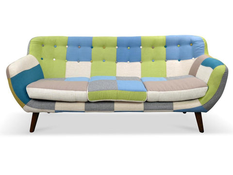 Retro Scandinavian Sofa