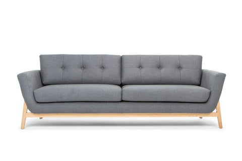 Helgrim 3 Seater Sofa - Sofa Culture