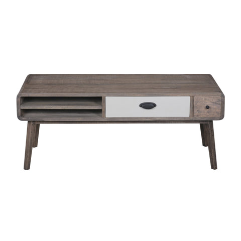Mango Wood Ludvika Coffee Table - Sofa Culture