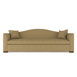 Horatio Sofa - Marzipan Box Weave Linen