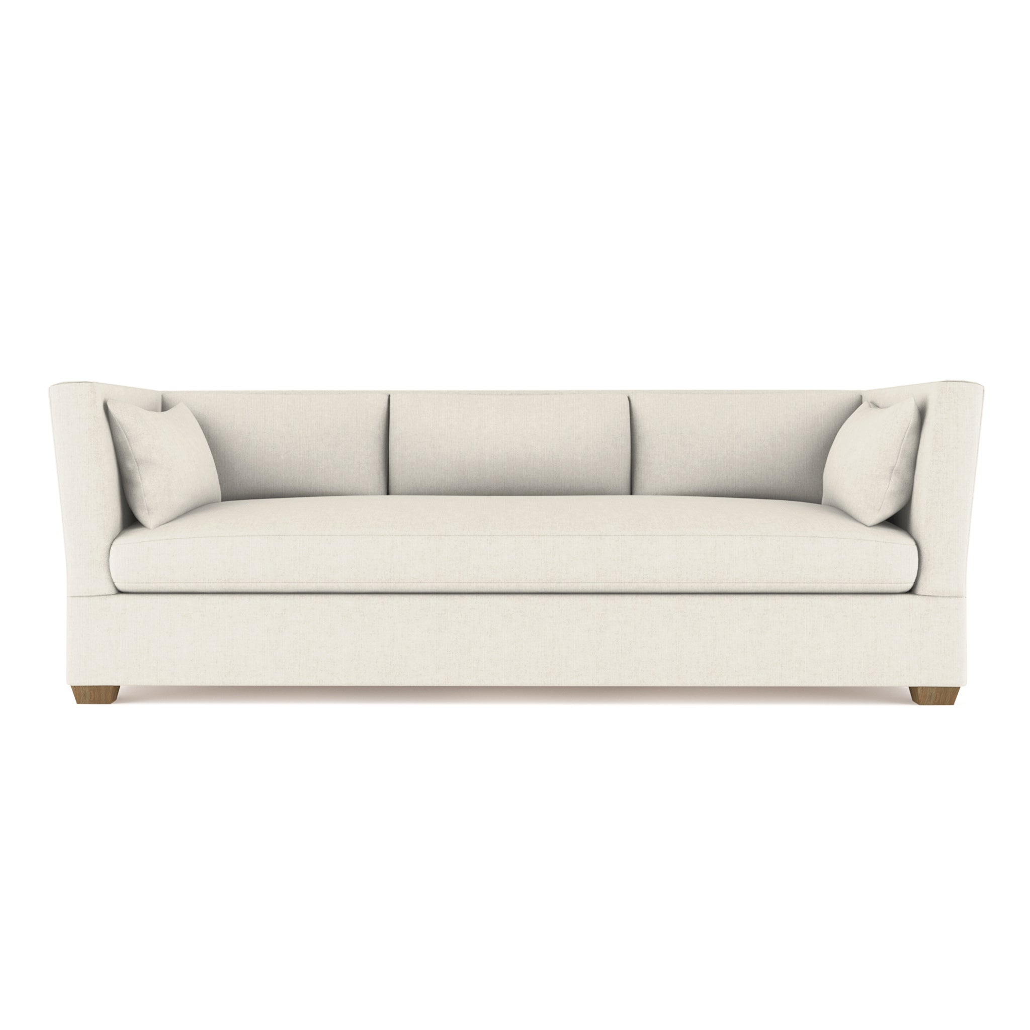 Rivington Sofa - Alabaster Box Weave Linen