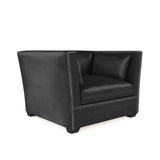 Rivington Chair - Black Jack Vintage Leather