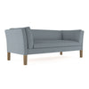 Charlton Sofa - Haze Box Weave Linen
