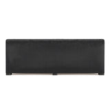 Crosby Daybed - Black Jack Vintage Leather