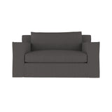 Mulberry Sofa - Graphite Box Weave Linen