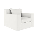 Mulberry Chair - Blanc Box Weave Linen