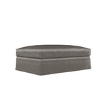 Mulberry Chaise - Pumice Vintage Leather