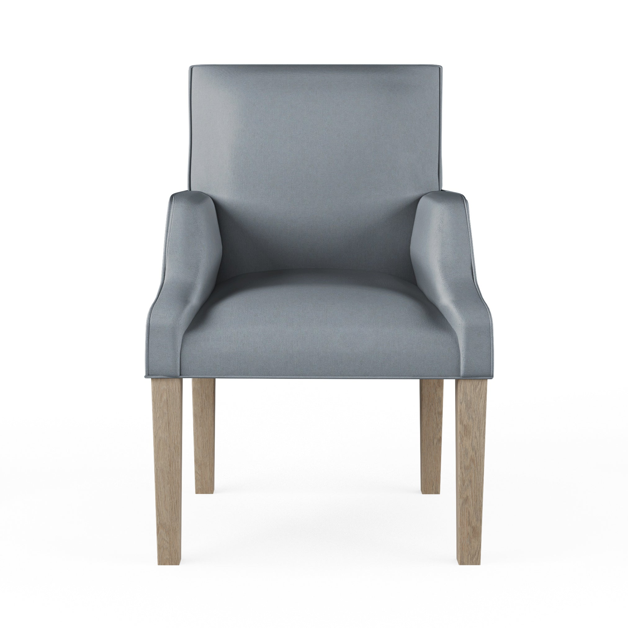 Juliet Dining Chair - Haze Plush Velvet
