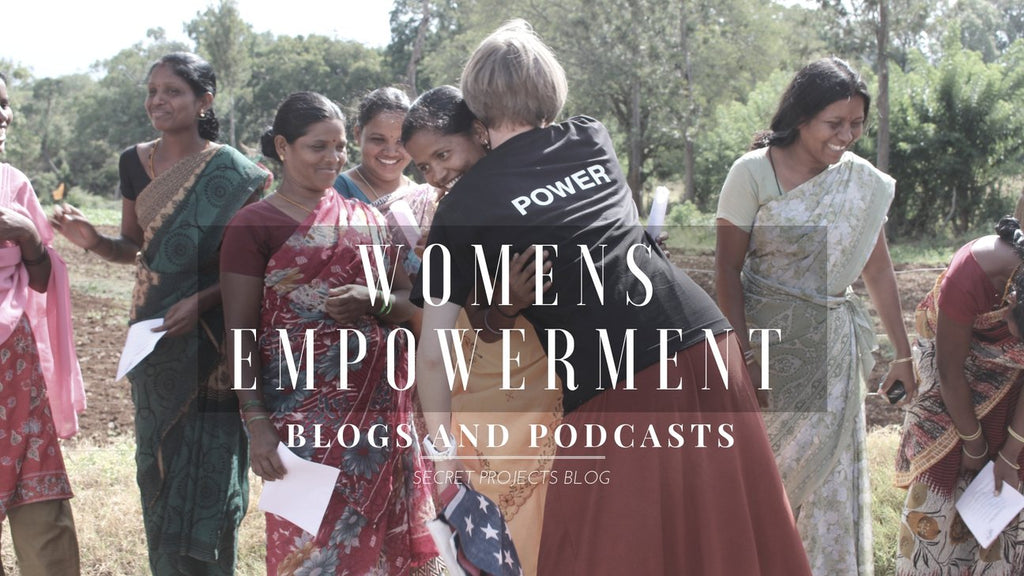 Blogs and Podcasts on Women's Empowerment