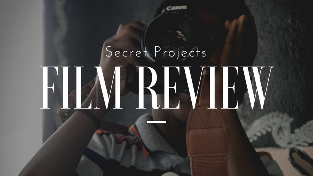 Secret Projects' Film Review