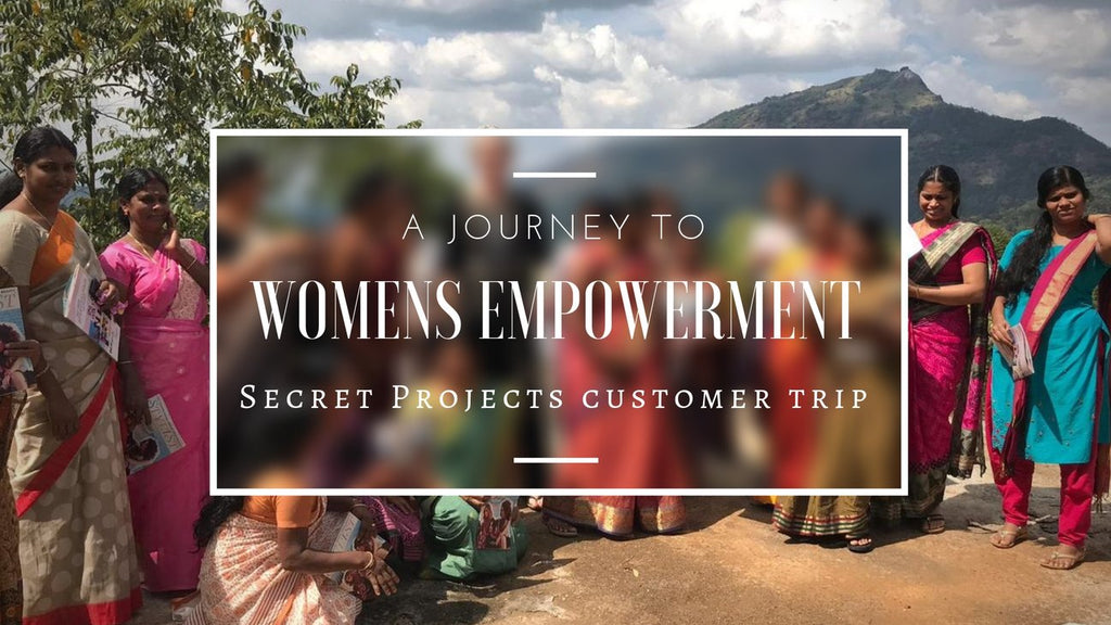 A Journey to Women's Empowerment: South India 2018