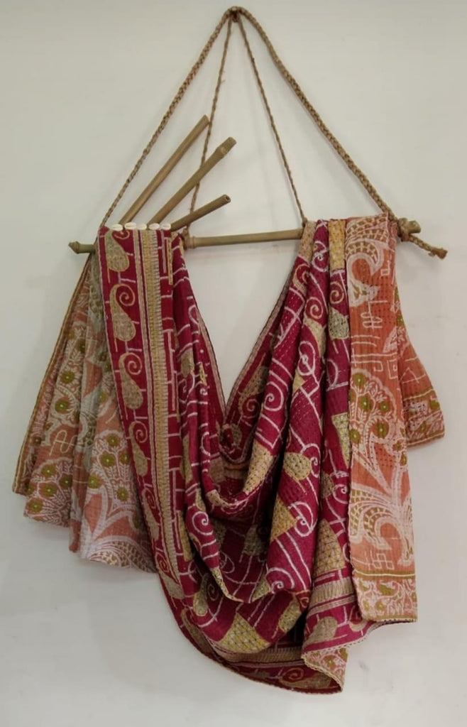 Carry Kantha Blanket (single)