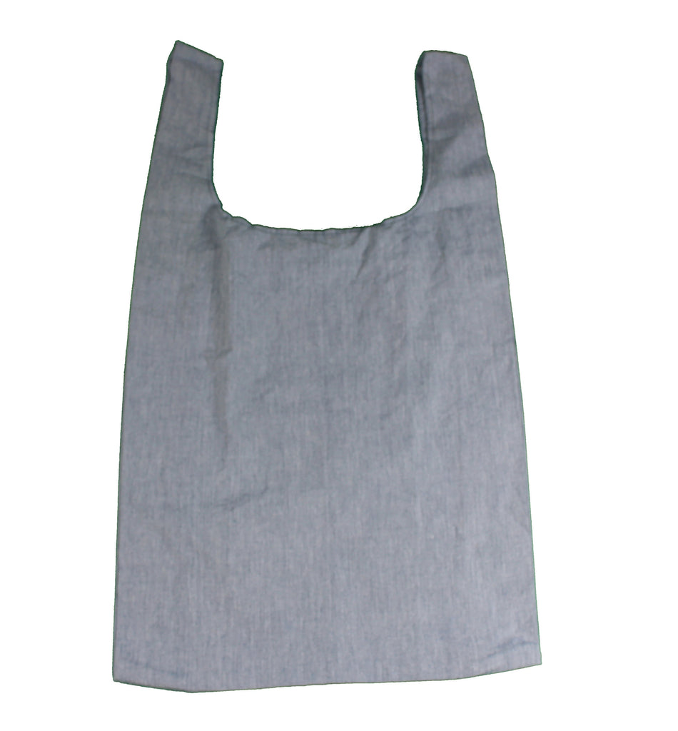 Greyish Secret Shopping Bag