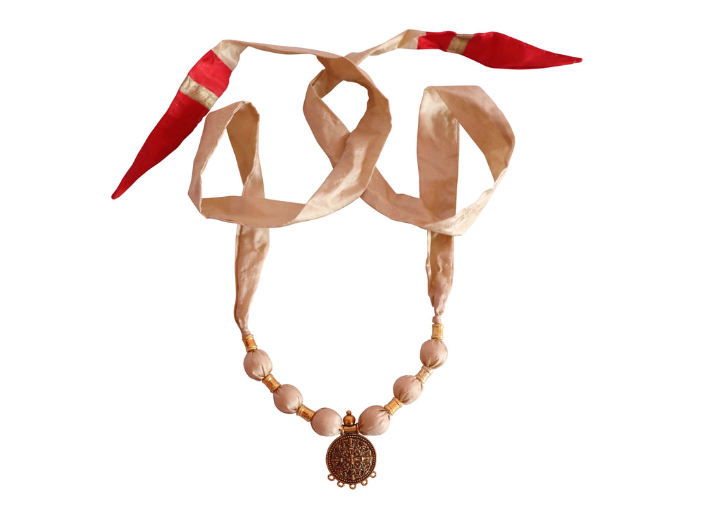 Sol Secret Sari Necklace