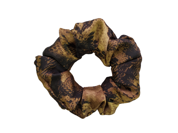 Secret Scrunchie Large-Cobra