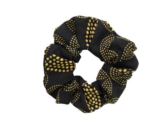 Secret Scrunchie Large-Forever Circle