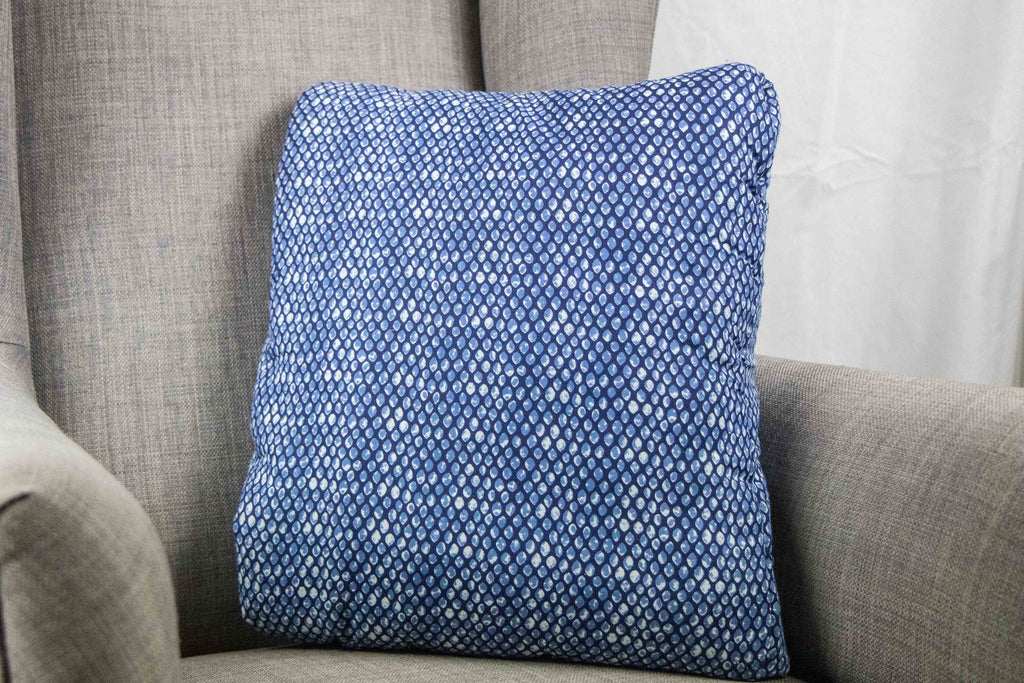 Sea Dots Secret Pillow