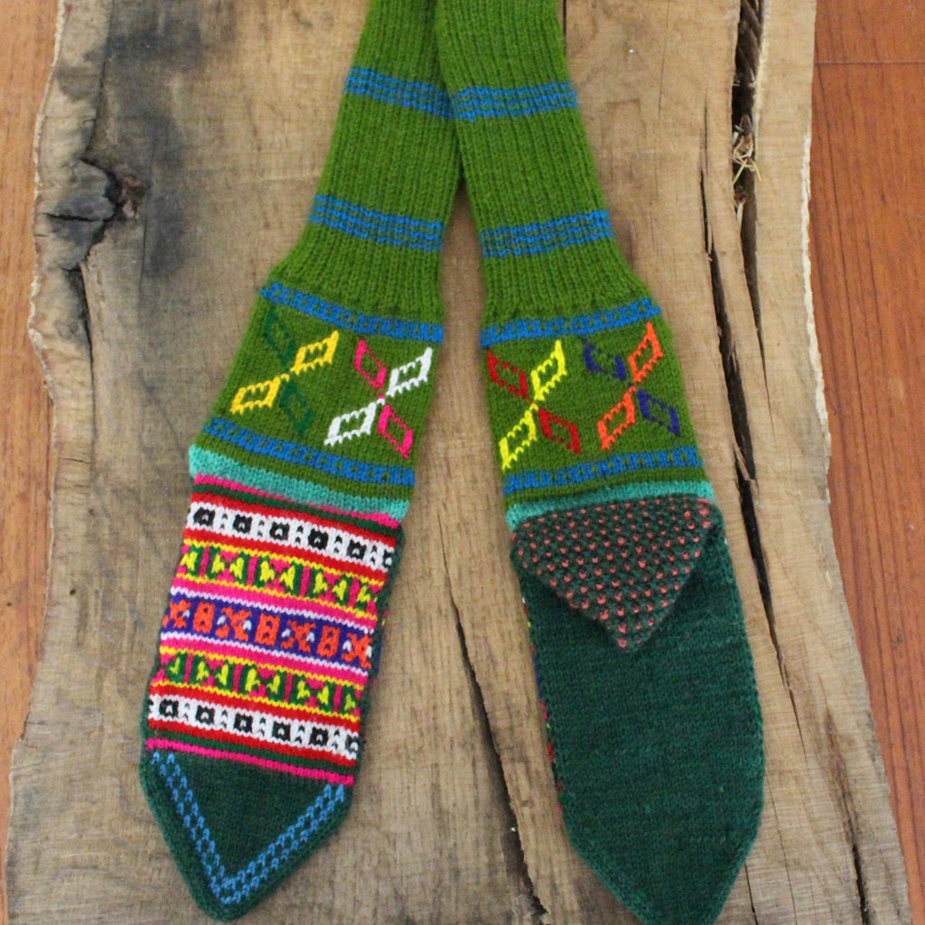 Christie LARGE Secret Spiti Socks